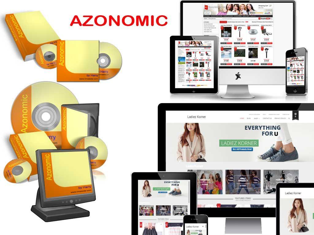 Toko Saya Azonomic Wp Plugin Untuk Buat Toko Afiliasi Amaz Produk