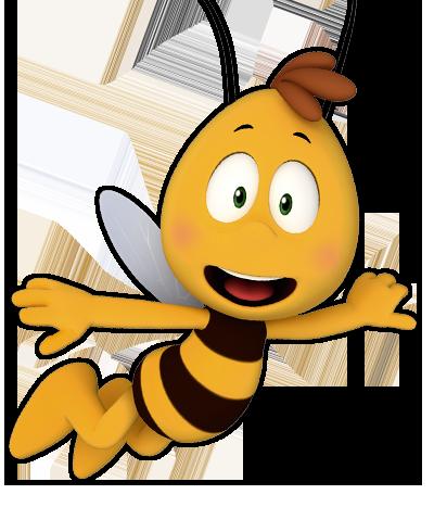Maya The Bee Panosundaki Pin