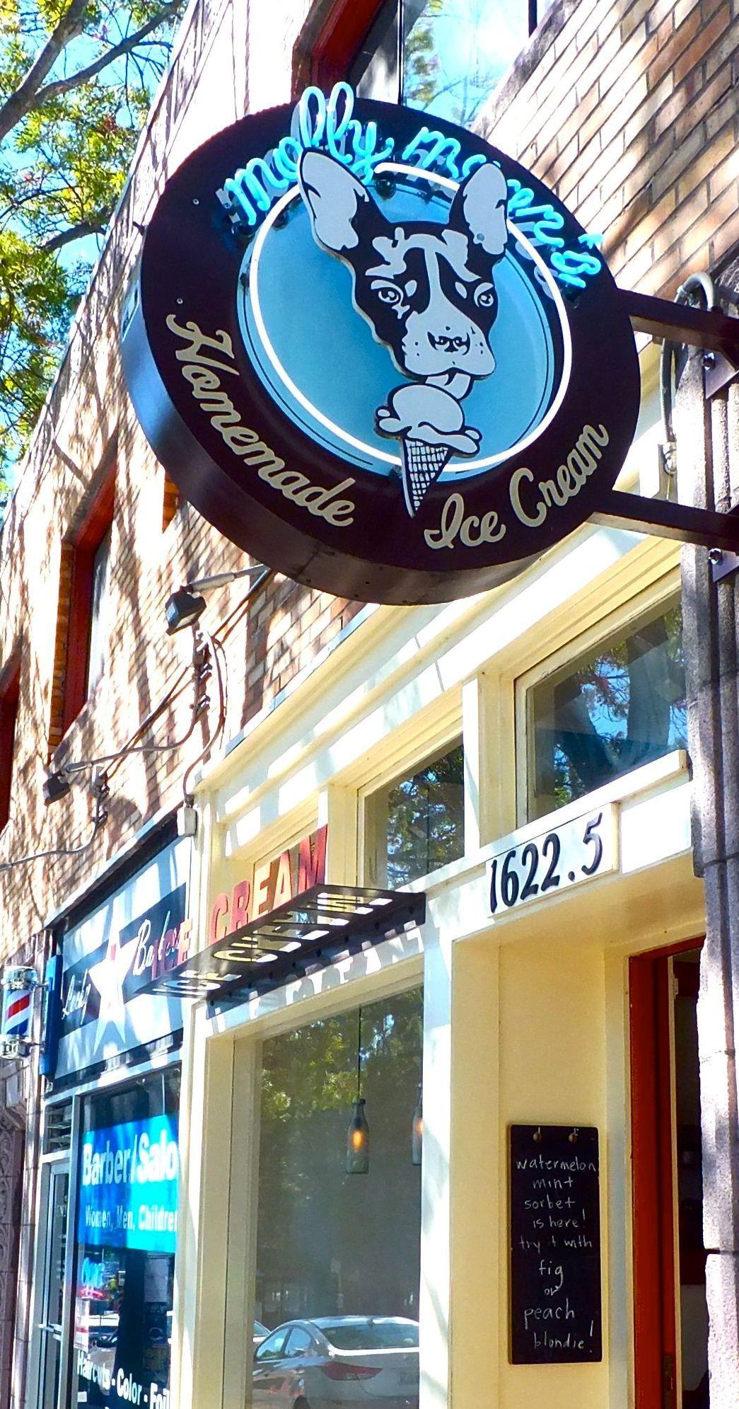 Molly Moon's Homemade Ice Cream - Seattle, WA
