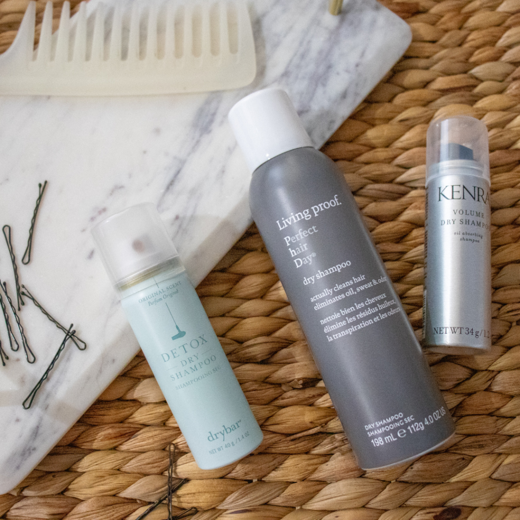Is Living Proof Dry Shampoo Worth The Hype Review Of Detox Dry Bar Dry Shampoo Kenra Dry Shampoo And Living Proof Phd Dry Shampoo