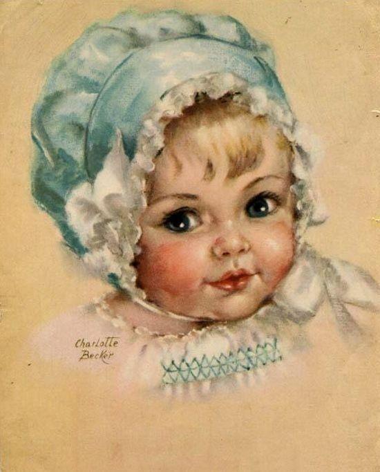 Детские открытки, открытки старые с детьми