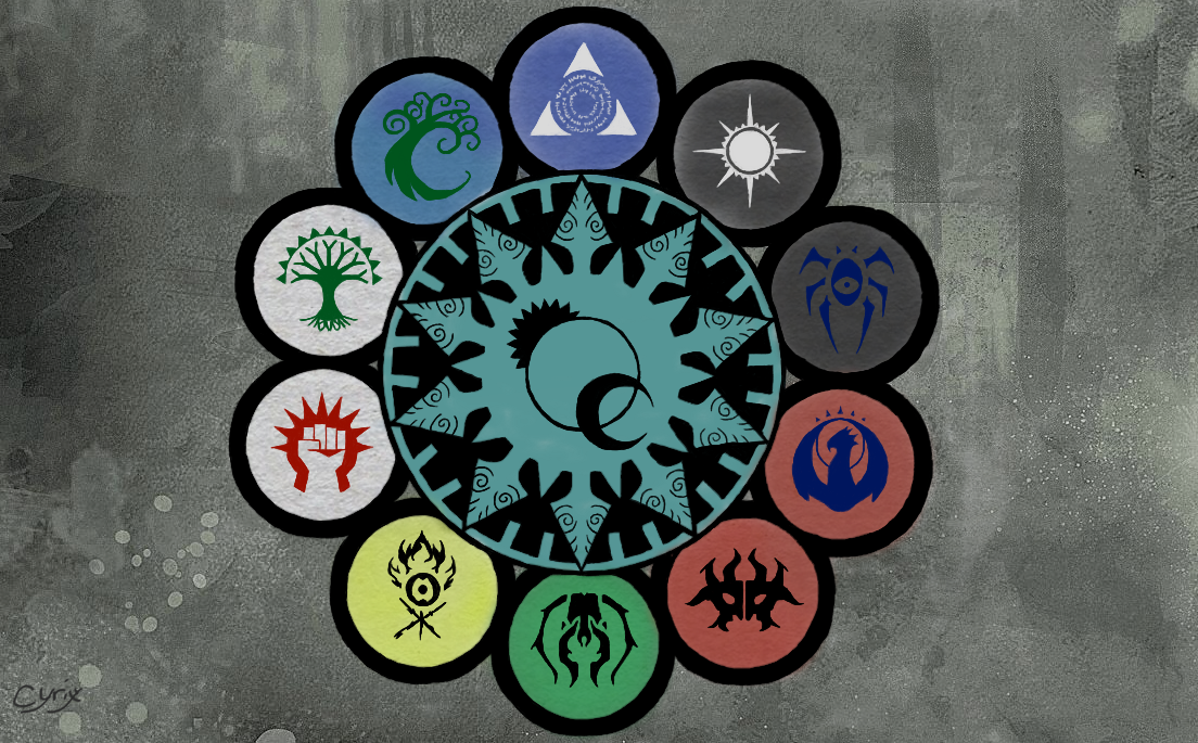 Deviant Magic Symbols – HD Wallpapers