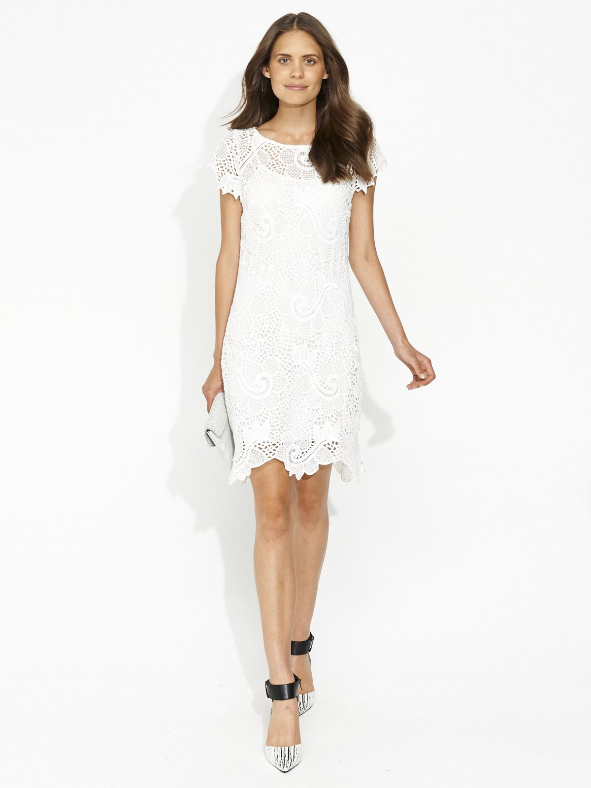 Coachella Lace Dress Portmans