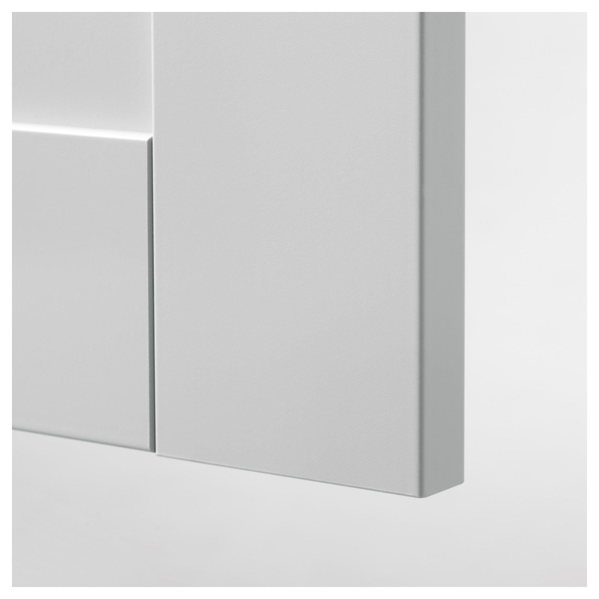 Knoxhult Wandschrank Mit Tur Grau Ikea Osterreich Wandschrank Schrank Und Ikea