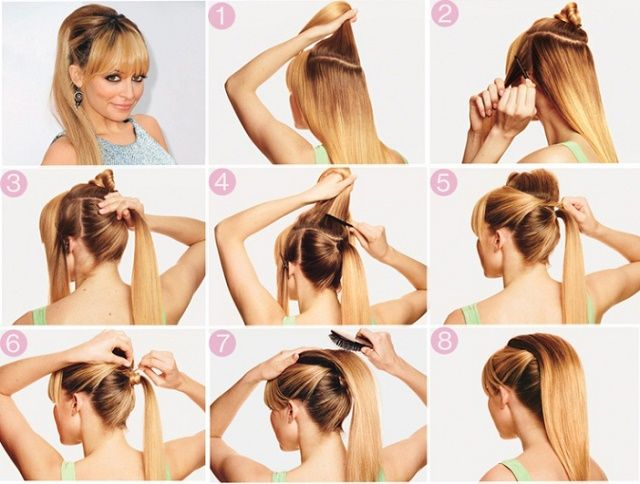 Perfect Party Hairstyle Idea Alldaychic Long Hair Styles Hair Styles Easy Updo Hairstyles