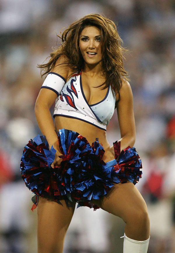 Sexy professional nfl cheerleader pics