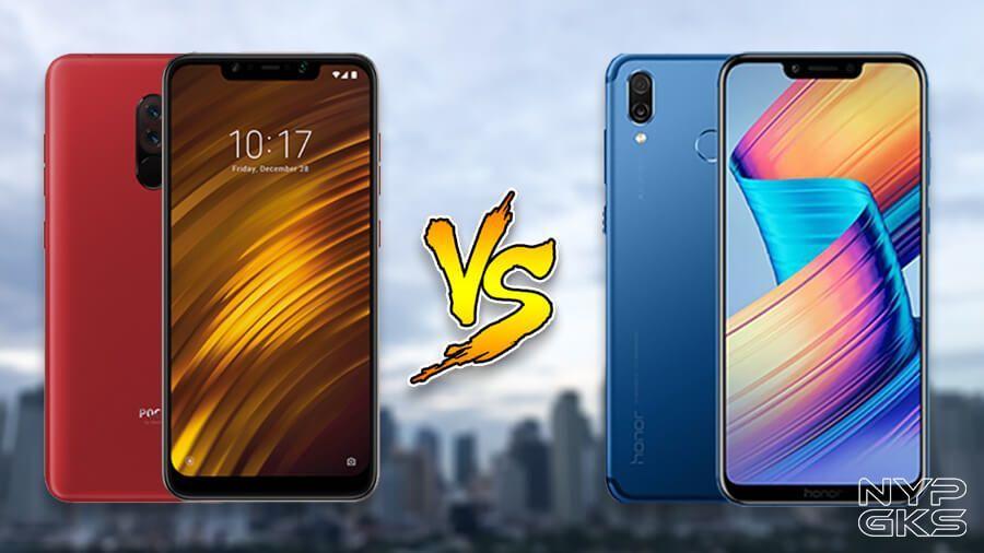 Xiaomi Poco F1 vs Honor Play: Specs Comparison XIAOMI Xiaomi
