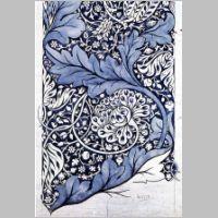 'Avon' wallpaper design by Morris & Co, produced in 1886..jpg