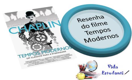 Resumo do filme Tempos Modernos de Charlie Chaplin - Mundo da ...