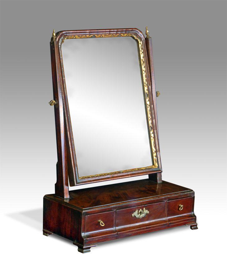 chicago antique furniture chicago antique mirror table - 730×900