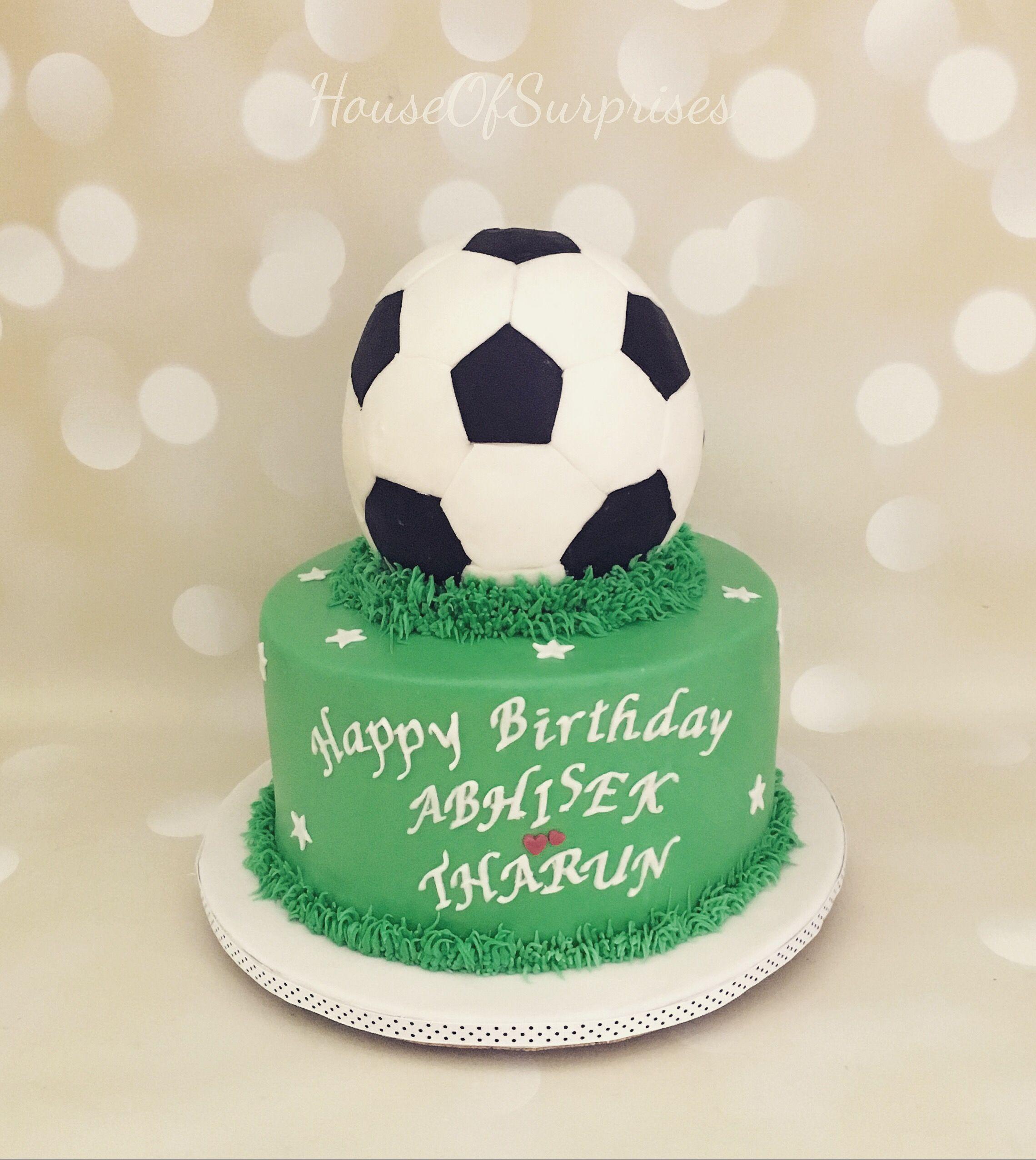 Soccer Ball Theme Cake Themed Cakes 5th Birthday Cake Soccer Ball Theme