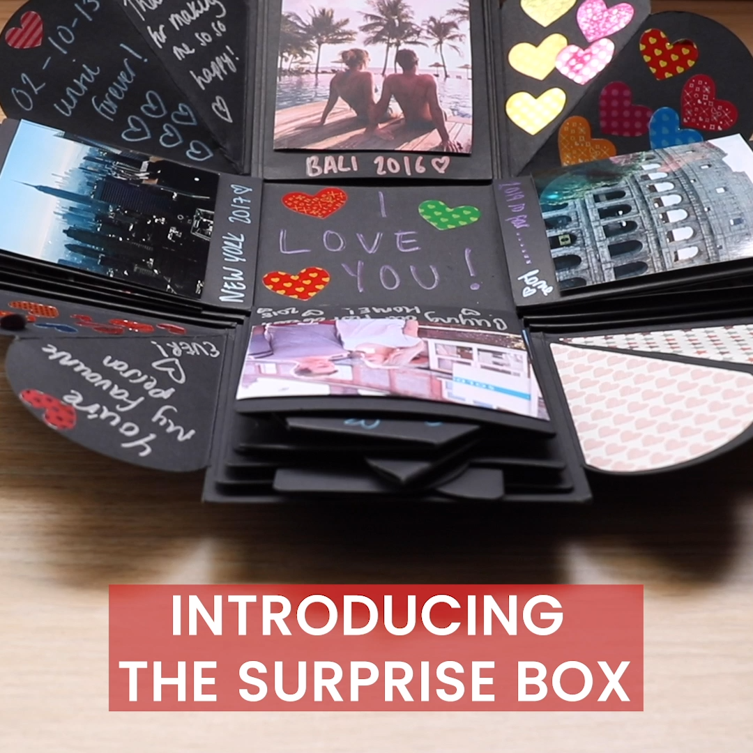 People Are Going Crazy For This Surprise Box �
