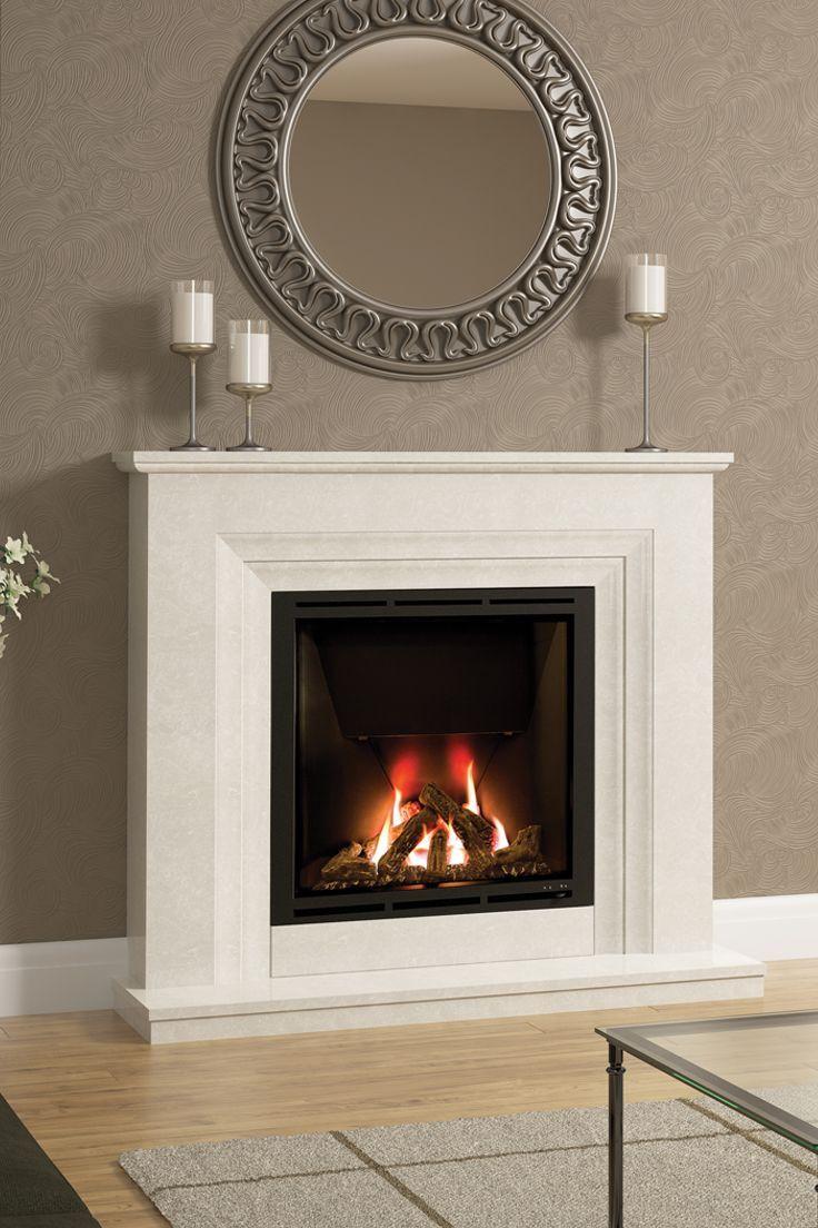 48 Vitalia Gas Fireplace In Manila Micro Marble Wohnideen Wohnzimmer Schlafzimmer Dekoration Gas Fireplace Gas Fireplace Ideas Living Rooms Home Fireplace