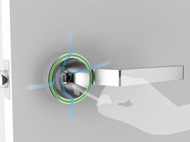 Concave Lock A Keyhole For The Modern Drunkard Cool Things To Buy Concave Design