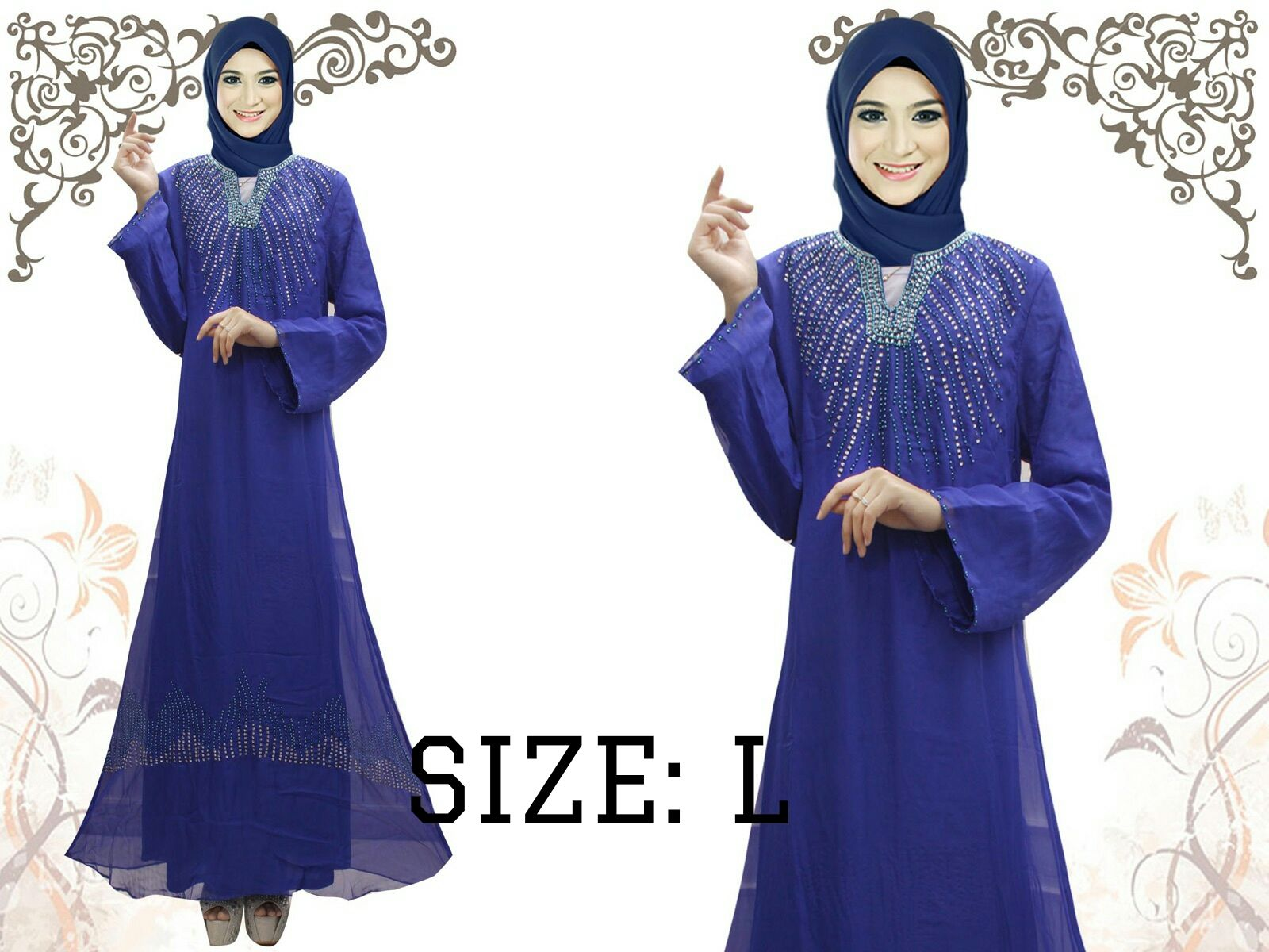 Clearance Sale Now Only 225rb Hurry Get Them Gamis Jubah