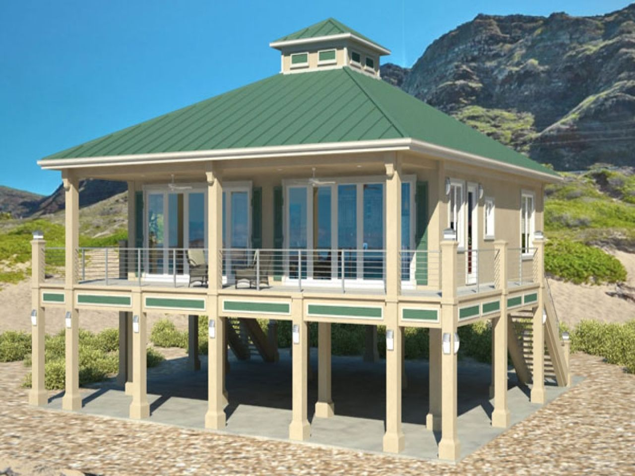 Amazing Beach House Plan Inspirations For Your Living Style Small Beach House Plans Small Beach Houses Beach House Plans