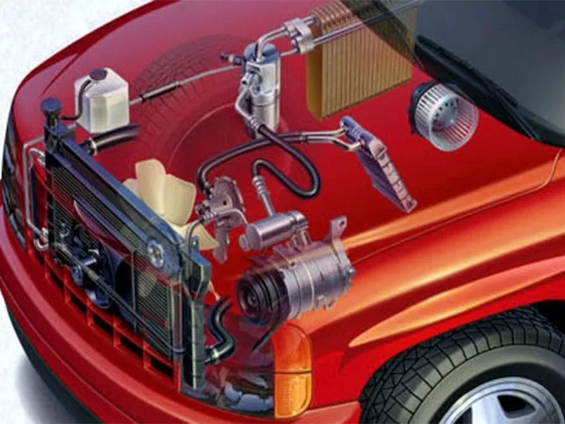 How Does A Vehicle Air Conditioning System Function Car Air Conditioning Car Air Conditioning System
