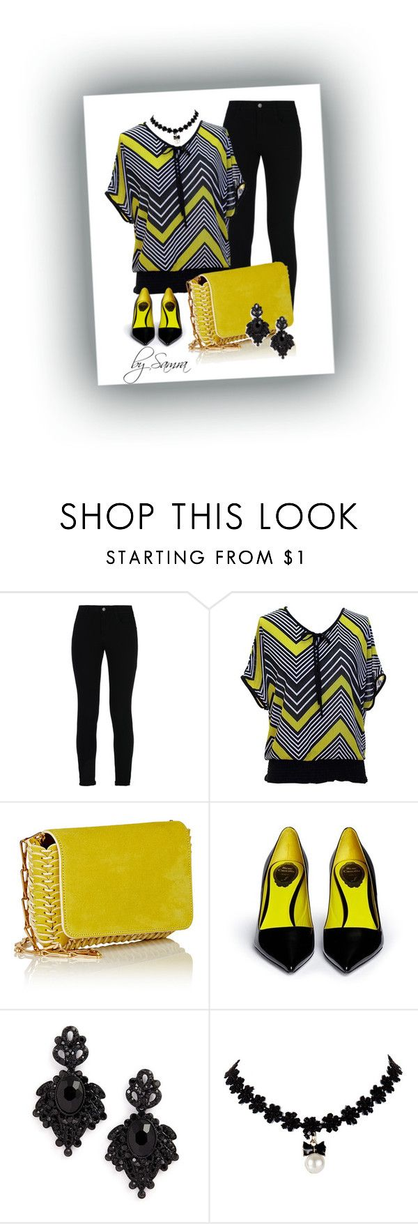 """Untitled #129"" by samra-dzabija ❤ liked on Polyvore featuring STELLA McCARTNEY, Paco Rabanne, René Caovilla and Tasha"