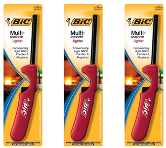Bic Multi Purpose Lighter Only 0 55 At Target Bic Lighter Candles In Fireplace