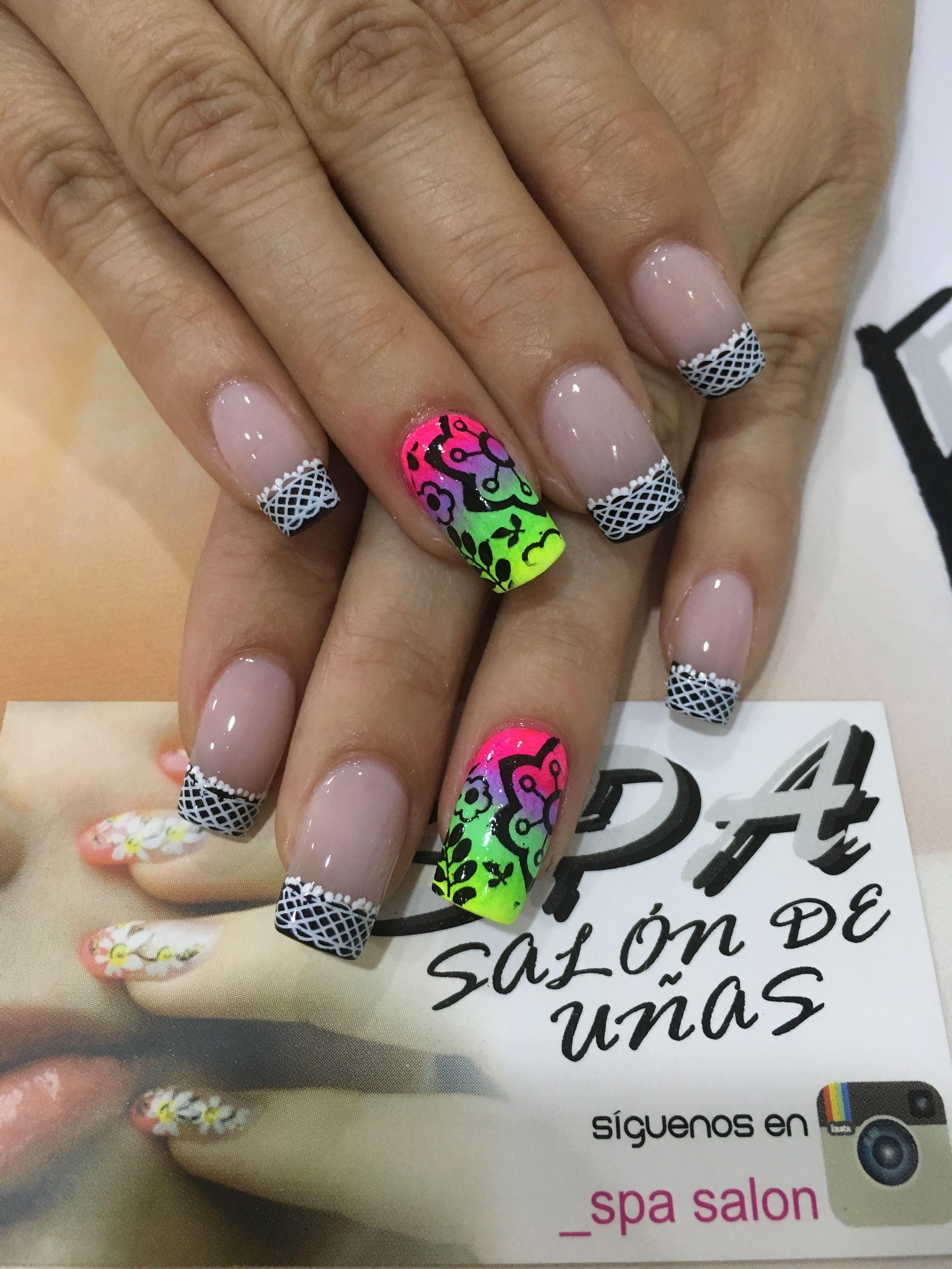 Bonito 2010 Spa De Uñas Friso - Ideas de Diseño de Arte de Uñas ...