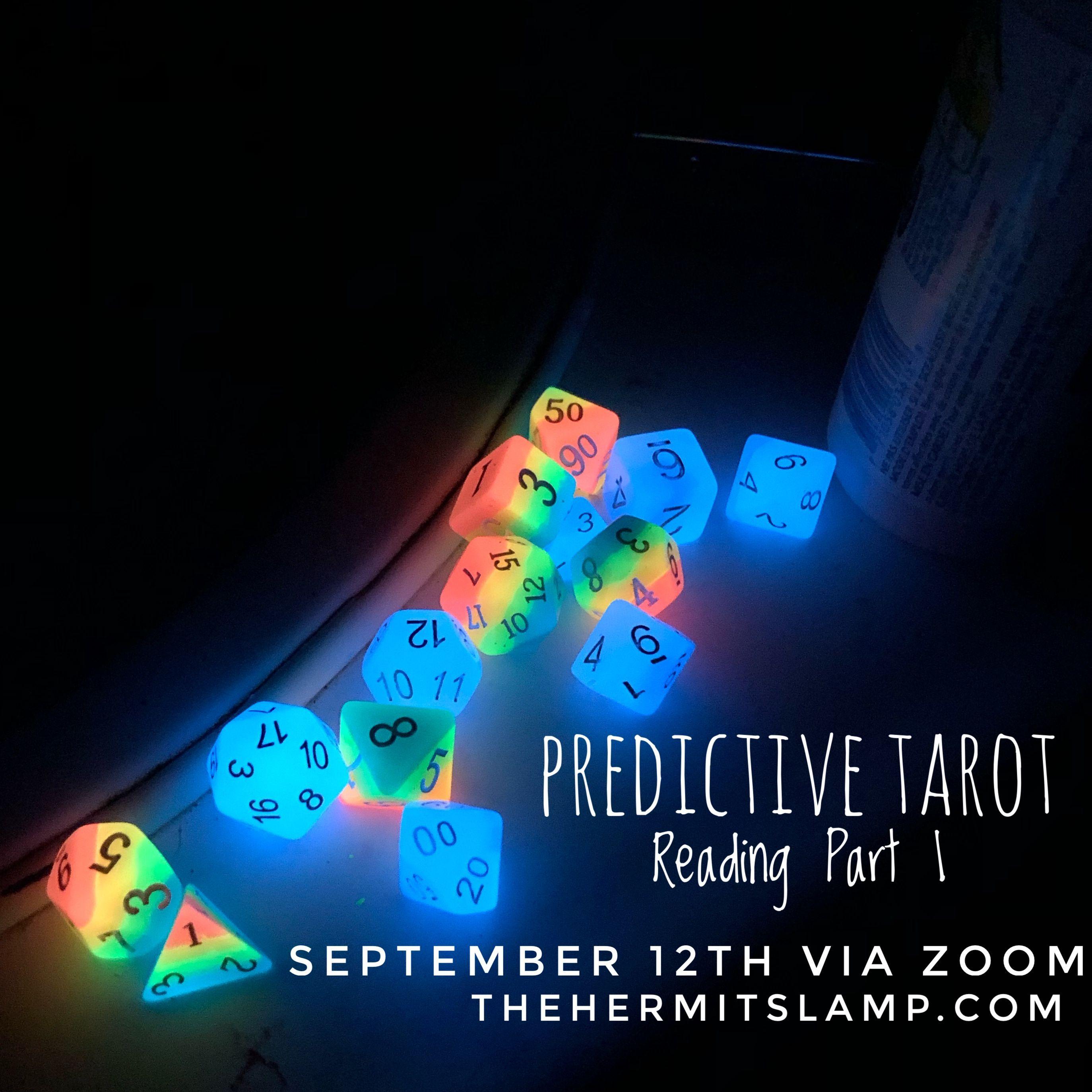 Photo of Predictive Tarot Reading – Part 1