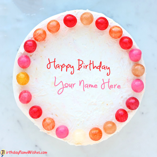 Birthday Cake With Name Edit Latest Wishes With Name Edit