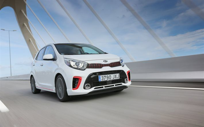 Kia Picanto Gt Line 2017 Tuning Picanto Road Speed Korean
