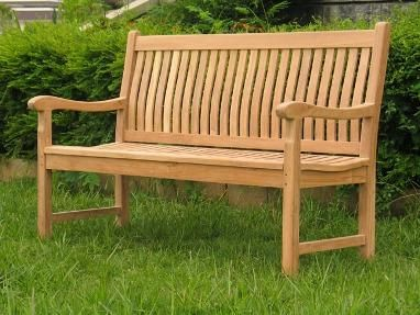 Garden Furniture York Uk grade a teak wessex bench from sustainable furniture! love it