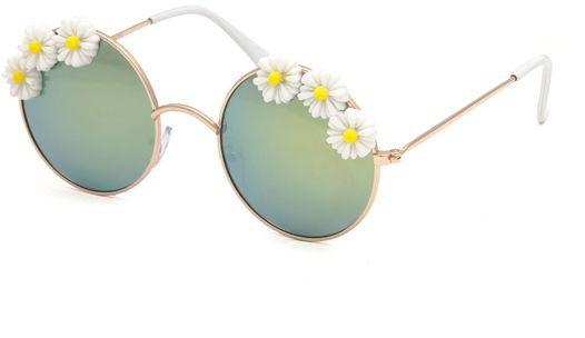 FULL TILT Daisy Daze Girls Sunglasses