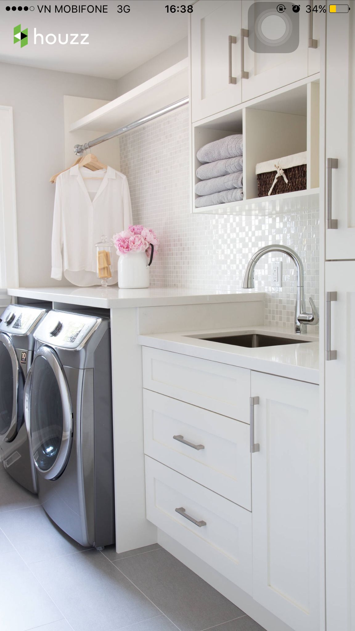 Laundry Hsh Neoclassical Pinterest Lavander A Lavaderos Y Lavar ~ Lavar Cortinas Blancas Muy Sucias