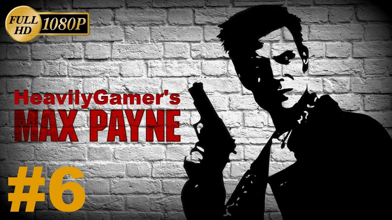 Max Payne 1 2001 Gameplay Walkthrough Pc Part 3 A Bit Closer To