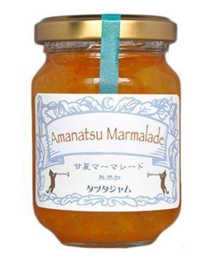 タツタジャムとはAmanatsu Marmalade 甘夏のマーマレード