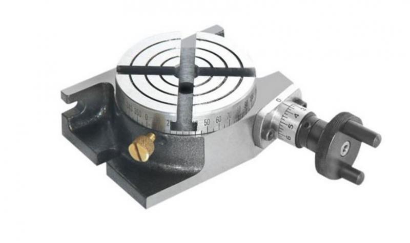 100mm mini teilapparat rundtisch superflach (grt-0004) | tools, Esszimmer dekoo