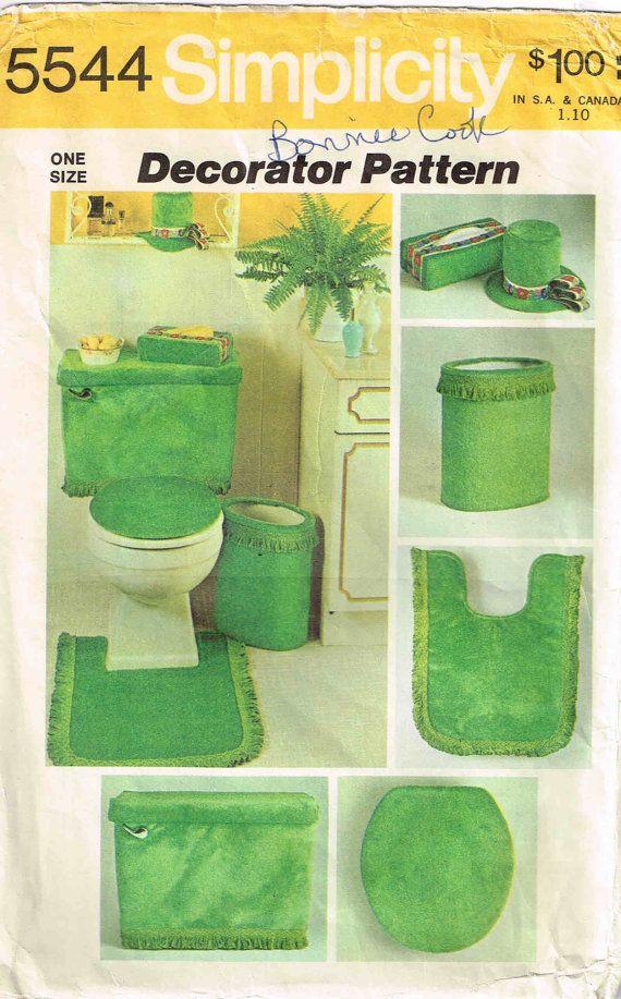 Pleasing Sewing Pattern Plush Bathroom Rug Tank Lid Seat Cover Theyellowbook Wood Chair Design Ideas Theyellowbookinfo