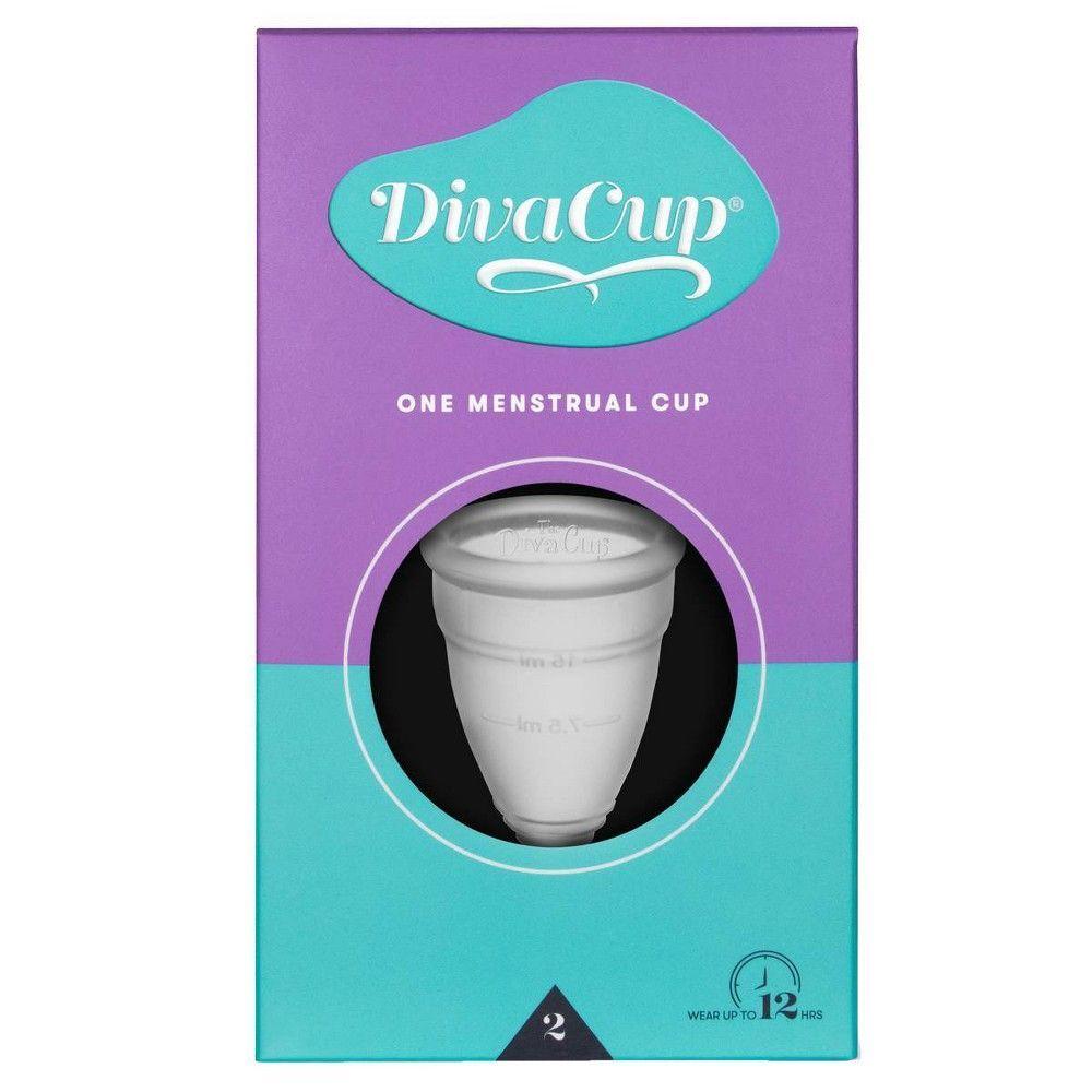 Cup Diva Menstrual Model The Diva Cup Model 2