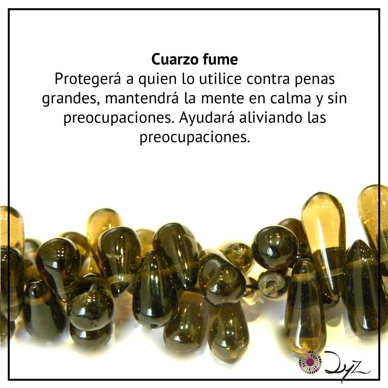 Conoce aqu las propiedades del cuarzo ahumado piedras - Propiedades piedras naturales ...