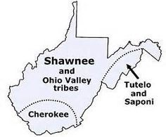 West virginia indian tribes wheeling wv pinterest indian west virginia indian tribes sciox Image collections