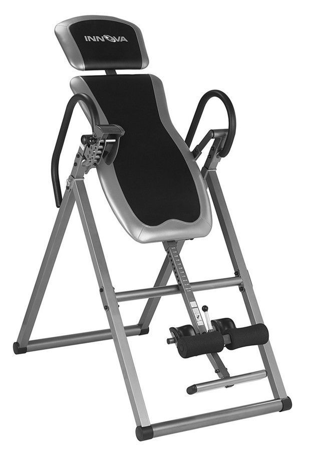 Inversion Tables For Back Pain Relief Muscle Stretch Hang Upside Down  Machine