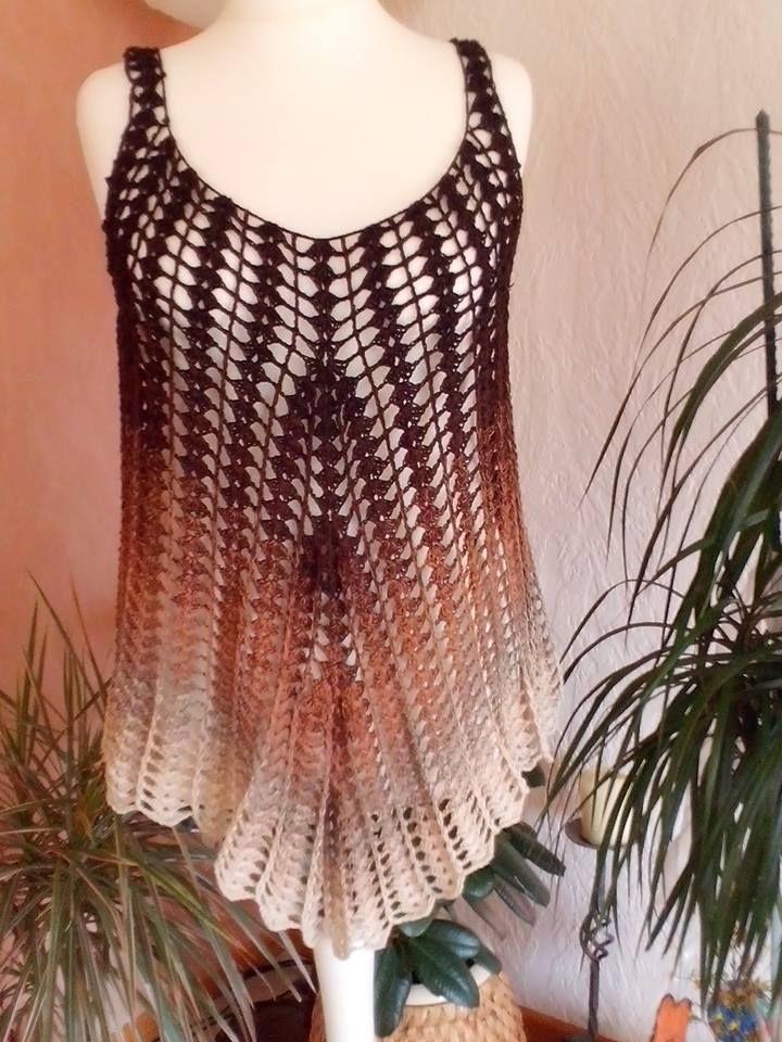 Schokotraum - 250g - Farbverlaufsgarn | Crochet: Apparel | Pinterest ...