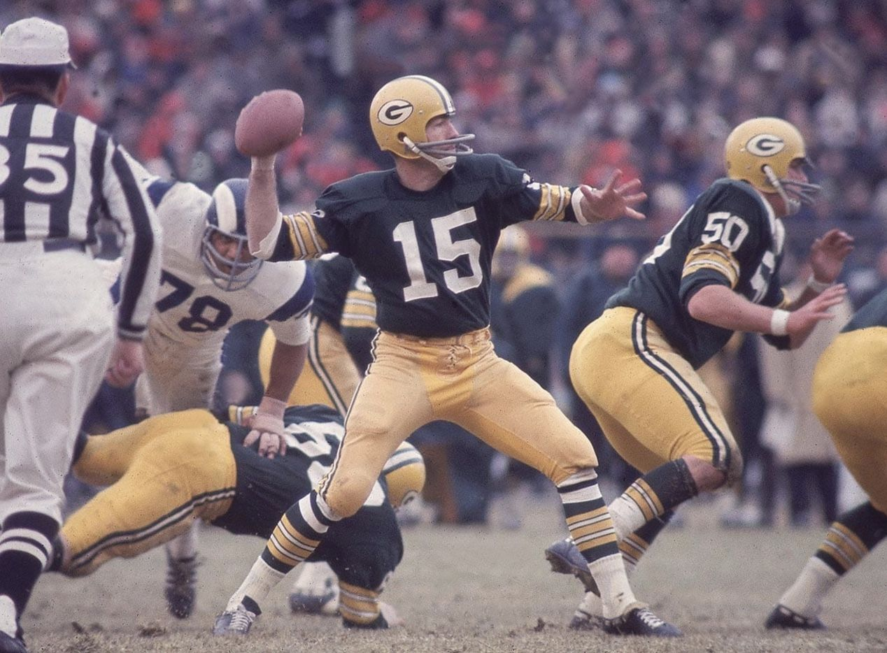Pin on Bart Starr
