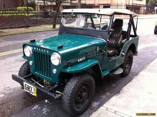 Jeep Willys Cj3b Carp 1954 Willys Jeep Willys Jeep