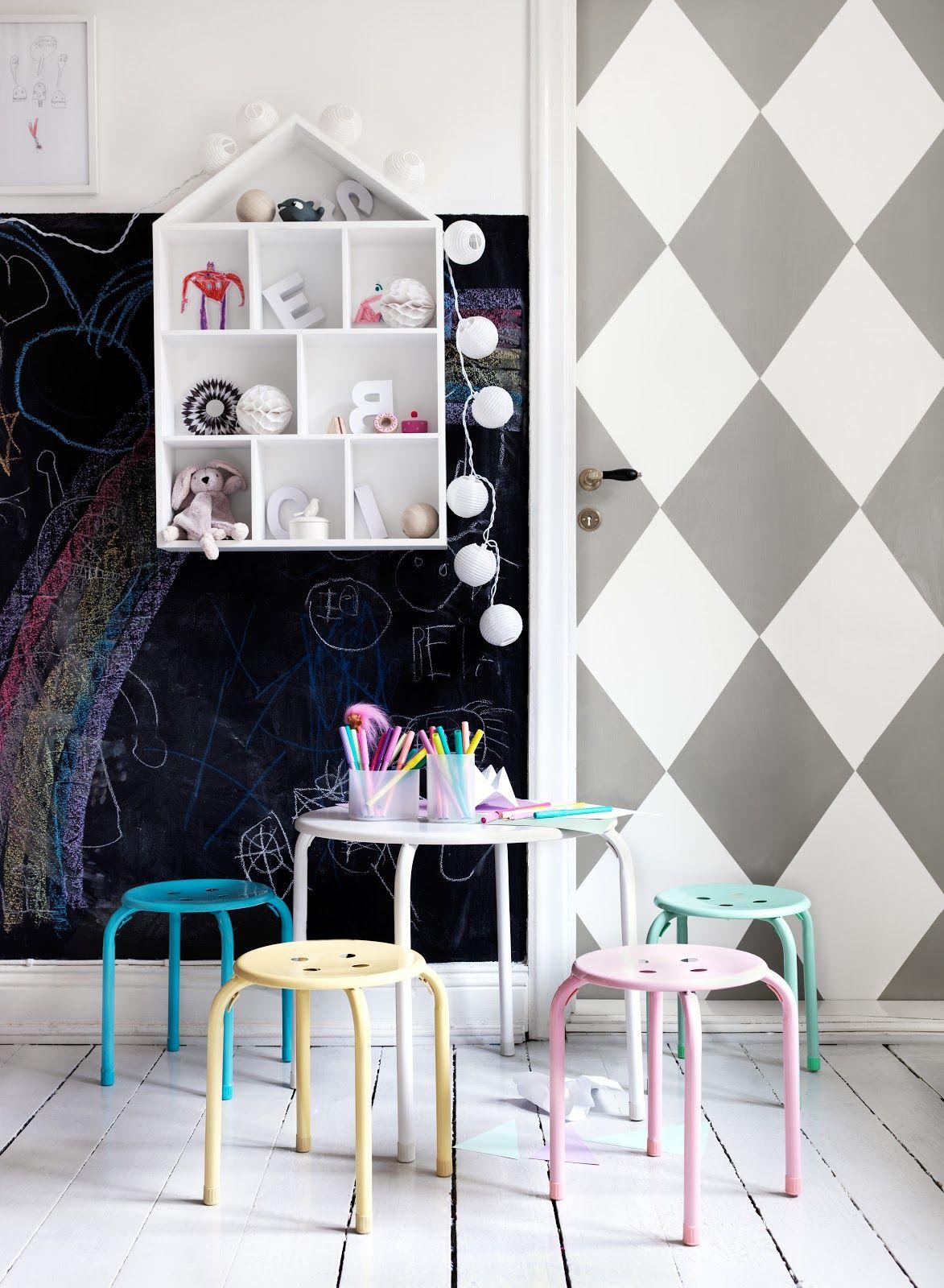 11 CREATIVE INTERIOR DOORS Kinderzimmer dekor