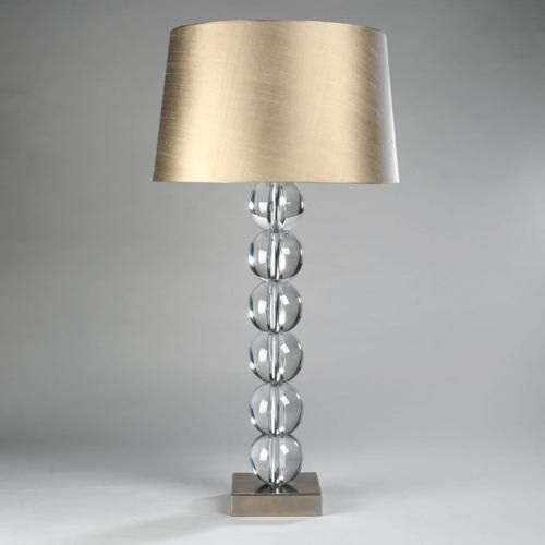 Vaughan designs chamonix crystal lamp