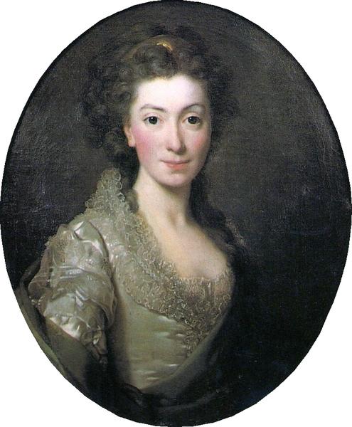 Alexander Roslin (1718–1793) Portrait of Izabela Czartoryska (1746-1835) Date 1774 Princess and museum founder! Now that's my kind of girl!