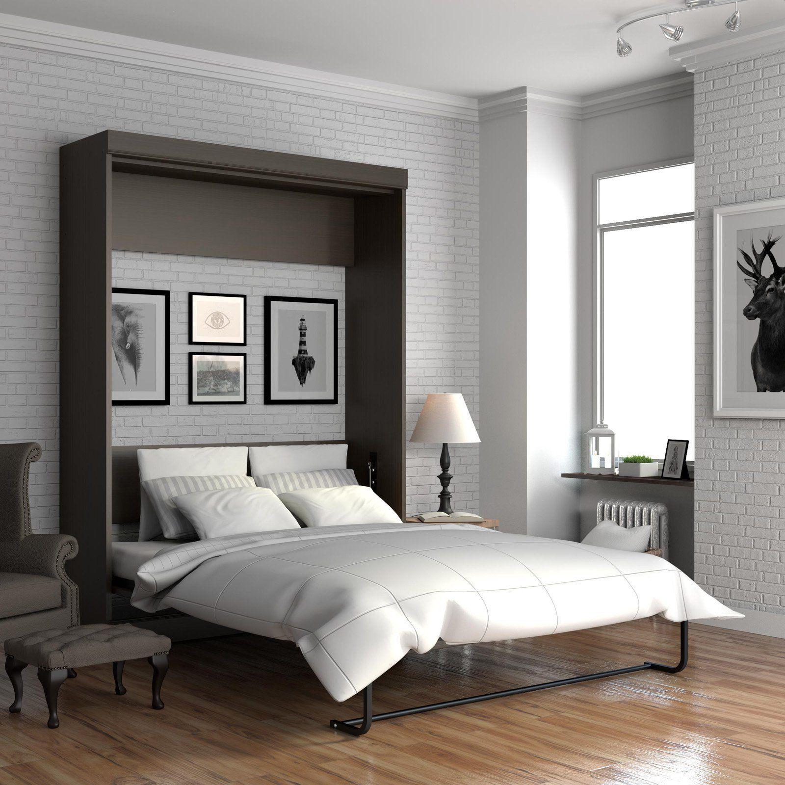 Best Bestar Edge Murphy Wall Bed 70183 17 Products Murphy 640 x 480