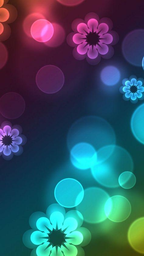 Glare Circles Patterns Colors Iphone Wallpapers Fondos De Pantalla De Iphone Fondos De Movimiento Fondo De Pantalla Colorido