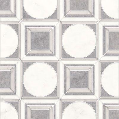 Talya Multi Finish 12x12 Cicero Al A D Marble Waterjet Mosaics Marble Floor Pattern Marble Pattern Design Marble Decor