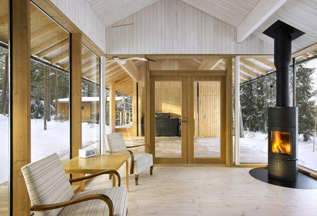 Huvilat ja Saunat- Arkkitehtitoimisto K2S Oy