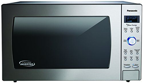 Panasonic Nn Sd975s Countertop Built In Cyclonic Wave Microwave With Inverter Technology