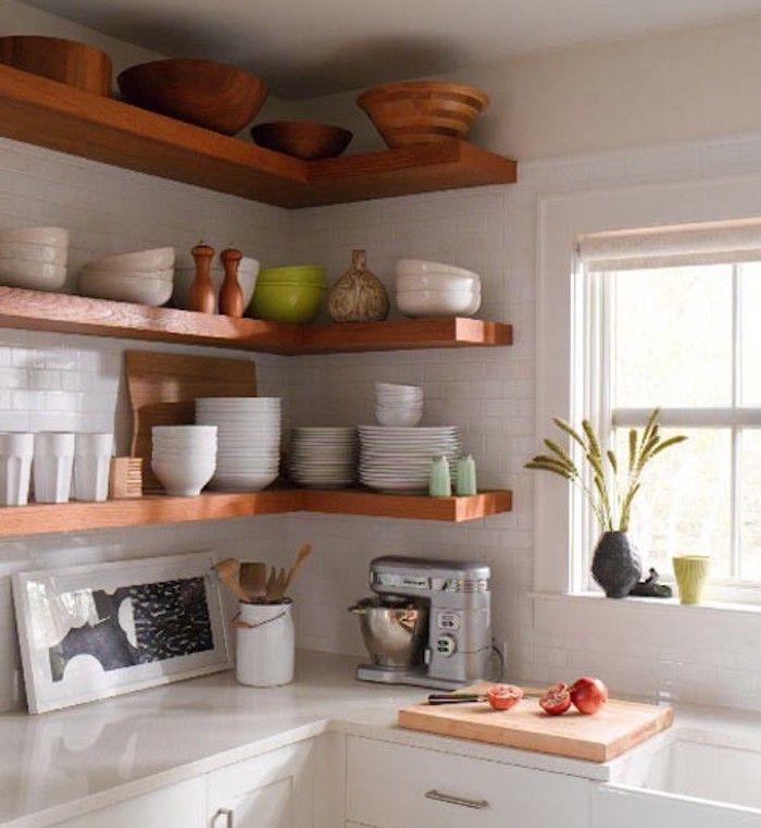 1001 Idées Home Decor Interior Rangement Cuisine